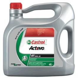 ACEITE CASTROL ACTEVO 4T - GP 4T 4L.