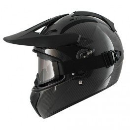 CASCO SHARK EXPLORE-R CARBON SKIN